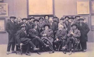 Le Comité, en 1926